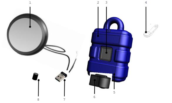 schemat budowy czujnika detektora siarkowodoru